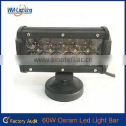 60W OSRAM LED Light Bar