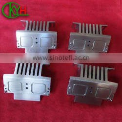 custom high precision aluminum parts by CNC machine