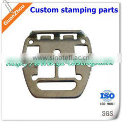 Auto stamping parts by OEM custom made stainless steel 316L
