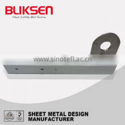 High qulity shelf supports for steel cabinet angle bracket