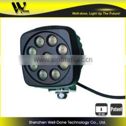 Factory direct offer Koneviesti and Profi winner Oledone hot IP68 27W 4x4 Offroad LED driving Light