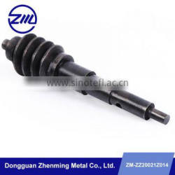 OEM High quality alloy steel straight bevel gear with CNC milling service