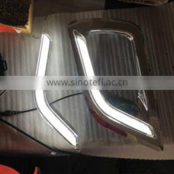 2015 navara led fog lamp navara DRL navara daytime light