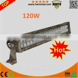 HT-19120 Camouflage 120W Led light bar for off road vehicles 12 volt led light bar