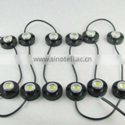 10W LED Eagle Eyes DRL/flexible led drl/ daytime running light