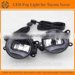 Best Selling Top Quality LED Fog Light for Toyota Verso Special Osram LED Auto Fog Light for Toyota Verso