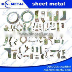 sheet metal customized stamped part,costing sheet metal components