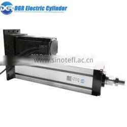 High Strength Low Noise Light Duty Energy-saving Clean Piston Linear Actuator for Warning Light Lifting