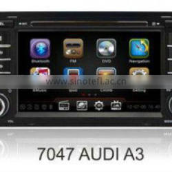 in dash special car audio for AUDI A3