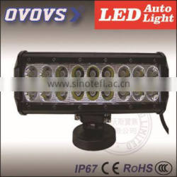 OVOVS IP67 9inch 54W led motorcycle light for offroad 4X4 led parking lights for motorcycles