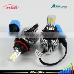 B-deals COB chips 280 degrees A336 9004 universal auto headlights bulb