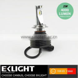 Fanless High Low Beam h4 9004 9007 h13 CANBUS Car LED Headlight Bulbs Conversion Kits