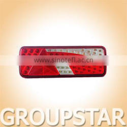 E4 10-30V LED Truck Combination Tail Lamps