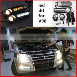 led daytime running light for 2014 pajero V98