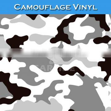 CARLIKE Cost Effective Exterior Accessories Film Camouflage Cars