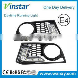 for F10 Sedan and F11Touring Super bright LED Daytime Running Lights