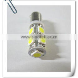 BA9S 9 SMD 5050 white automobile bulbs Auto Lighting System LED light LED lamp