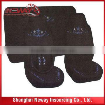 Clear Popular car seat cover normal style