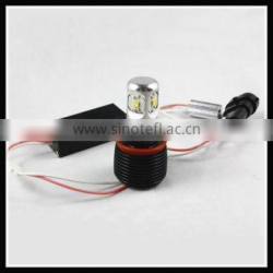 20W H8 led angel eyes H8 Angel eyes for BMW led angel eye rings for E82 E92 E93 E70 E71 E60 E61