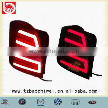 Vehicle LED rear lamp light for Trax,tail lamp light for Chevrolet Made in Baozhiwei