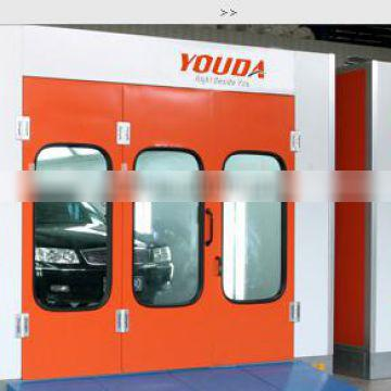 Car painting booth price, paint booth used, auto workshop equipment