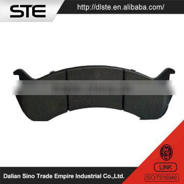 Buy direct from china wholesale semi-metallic disc brake pad