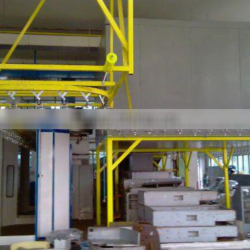 Curing Oven conveyor