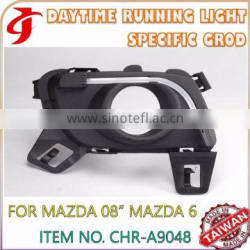 Body Kit Refit FOR MAZDA 6 2008 LED CAR DRL Daytime Running LIGHT