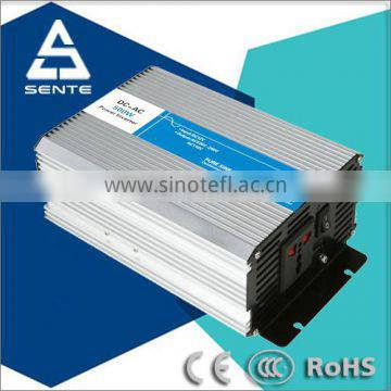 High frequency pure sine wave 500w 36vdc to 220vac inverter with USA socket and with LED display screen