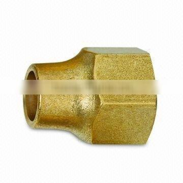 BRASS Long Forged Nut
