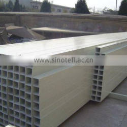 frp round square pipe with low maintance cost