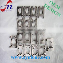 finished machining spare parts