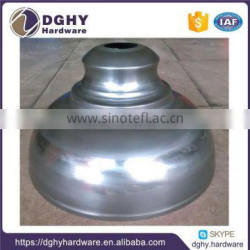 metal spinning outdoor lamp cover