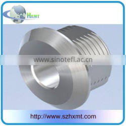Precision machining custom made Turning precision steel cnc turning parts