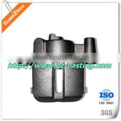 Guanzhou casting foundry manufacture ductile iron auo breaking system parts brake caliper