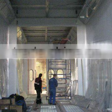 Industrial Painting booth, Truck paint booth spray car painting cabin