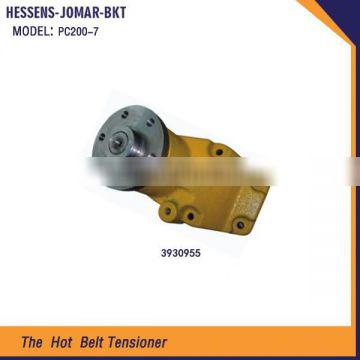 Low price excavator parts adjustable belt tensioner pulley for PC200-7 3930955
