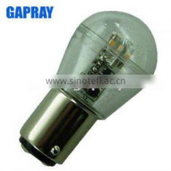 0.7W 3014 12V ba15s LED bulb for car