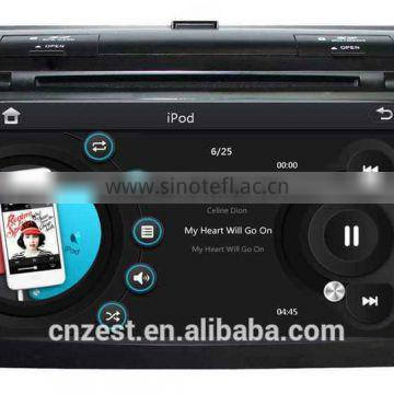hot CAR ELECTRONIC car dvd gps navigation for MAZDA 3 2004-2009 with factory