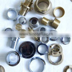 High precision custom cnc brass part