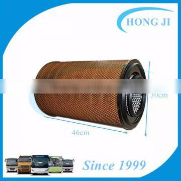 Replacement Auto Parts 1109-02576 bus universal air filter for toyota coaster