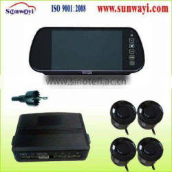 7 inch LED Display parking sensor