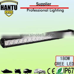 wholesale led light bar 180w 29.8 inch single row led headlight