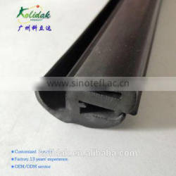 Extrude processing plastic/rubber Car seal strip