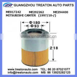 AIR FILTER ME017242 ME292262 ME294400 FOR MITSUBISHI CANTER 97-