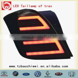Hot selling LED rear lamp light for Trax,tail light for Chevrolet
