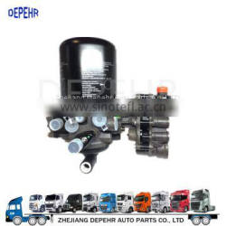 Heavy Duty European Tractor Compressed Air System Iveco Truck Air Dryer Assy 41285095