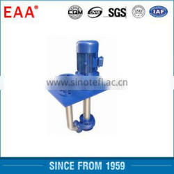 Agricultural chemicals pump mechan seal water