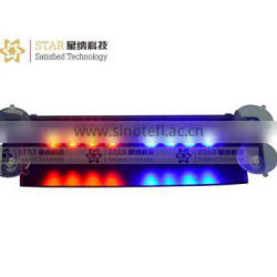 1W*8LED emergency led strobe visor light XN-21K
