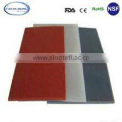 quality customized cold resistant rubber sheet